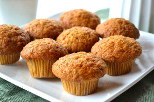 Carrot-mini-muffins